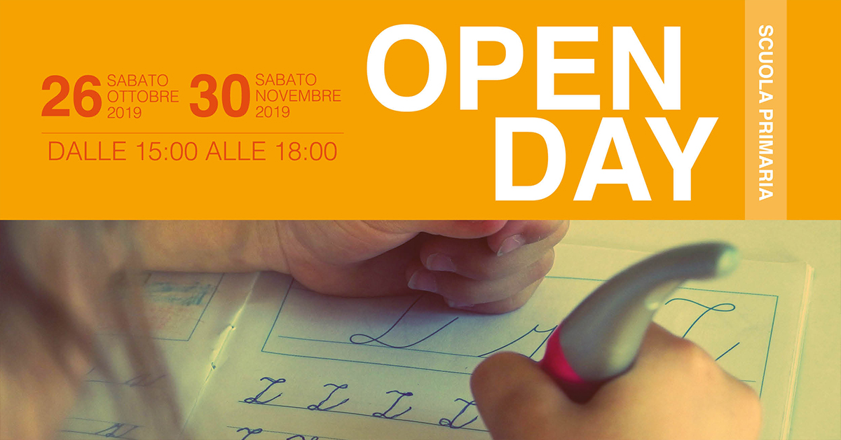 [MP-SFVR-PRI] a.s.2019-2020 - Open Day