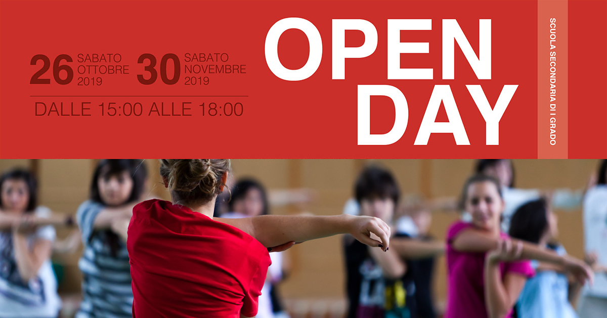 [MP-SFVR-SEC] a.s.2019-2020 - Open Day