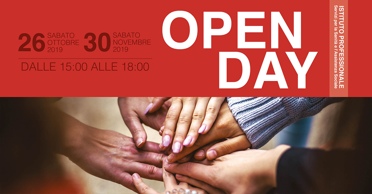 [MP-SFVR-SUP] a.s.2019-2020 - Open Day