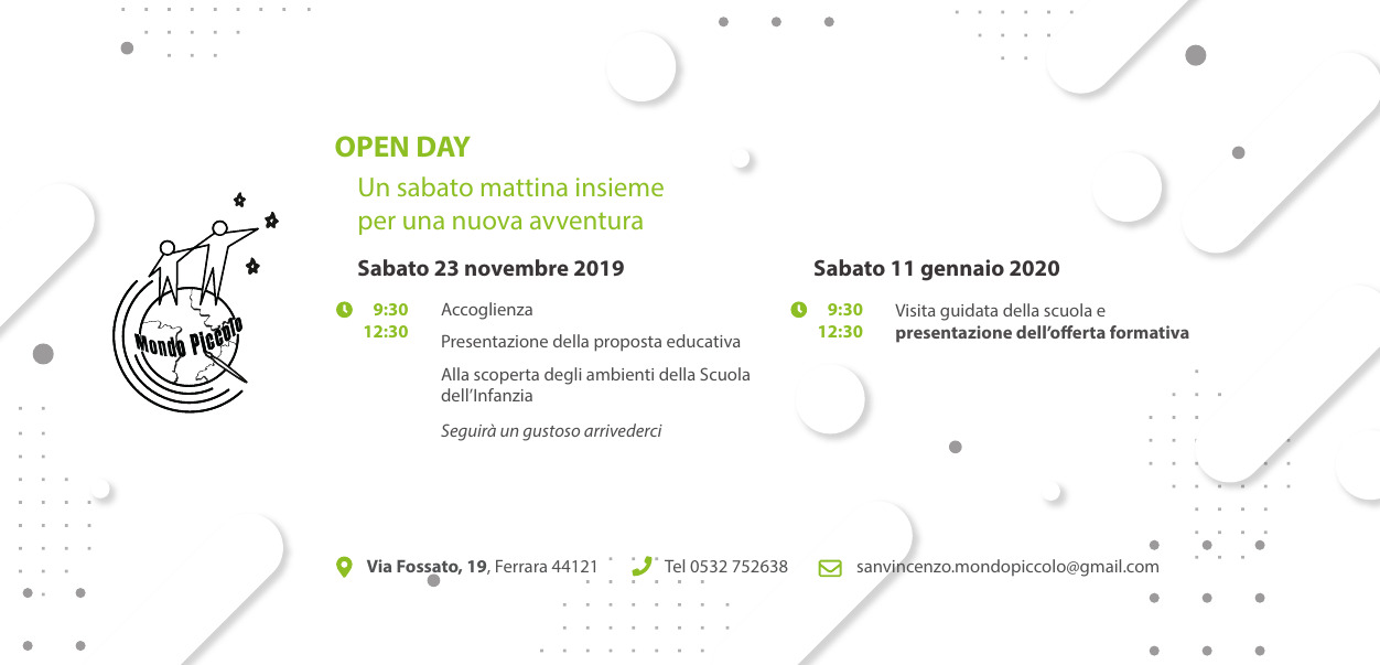 [MP-SVFE-INF] a.s.2019-2020 - Open Day