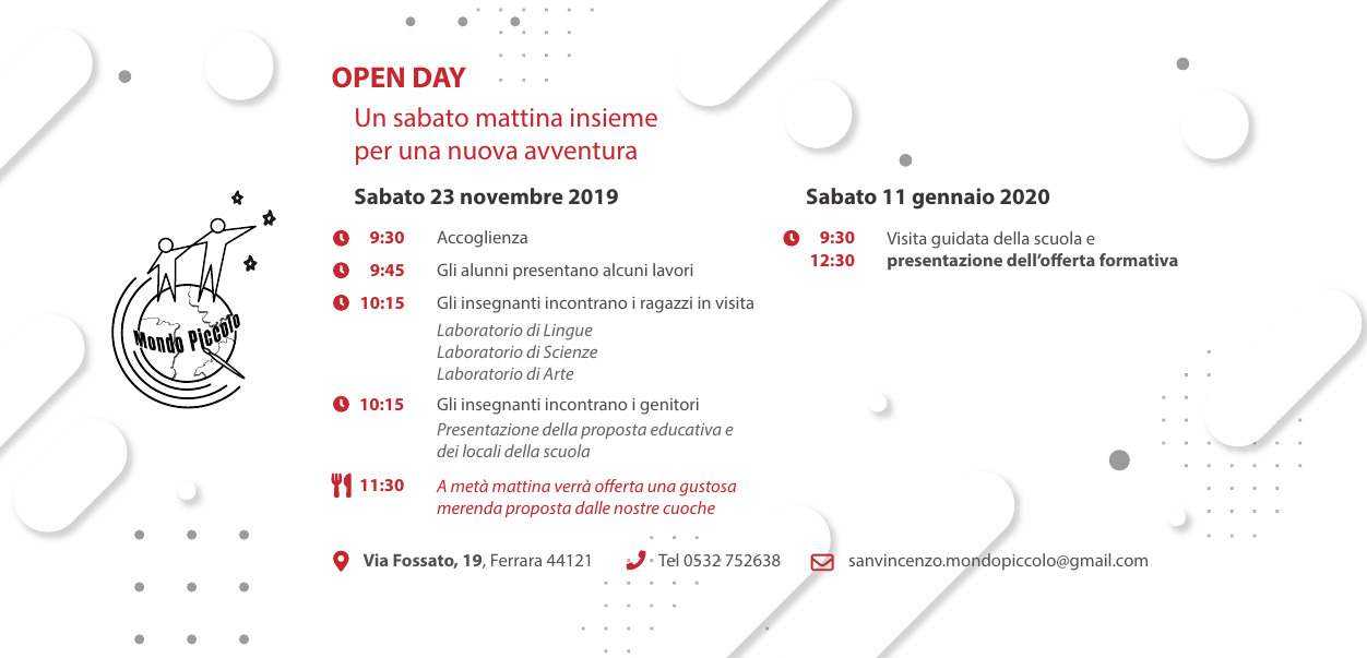 [MP-SVFE-SEC] a.s.2019-2020 - Open Day