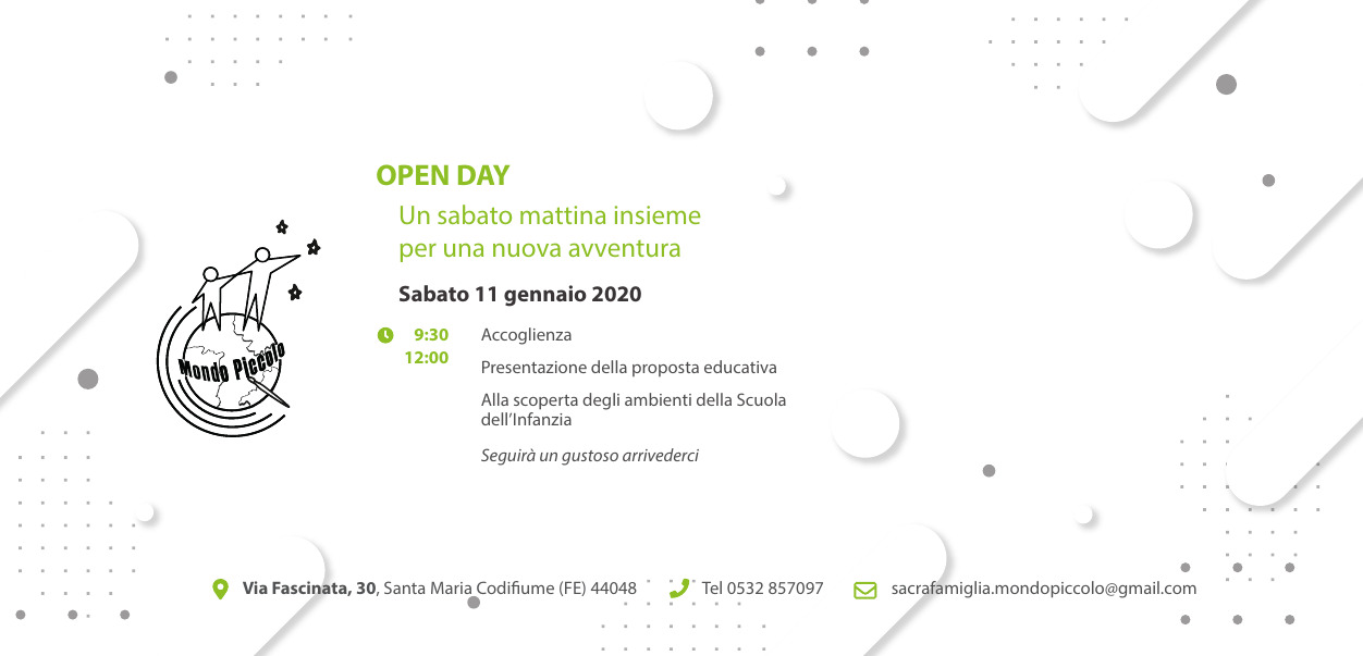 [MP-SFFE-INF] a.s.2019-2020 - Open Day